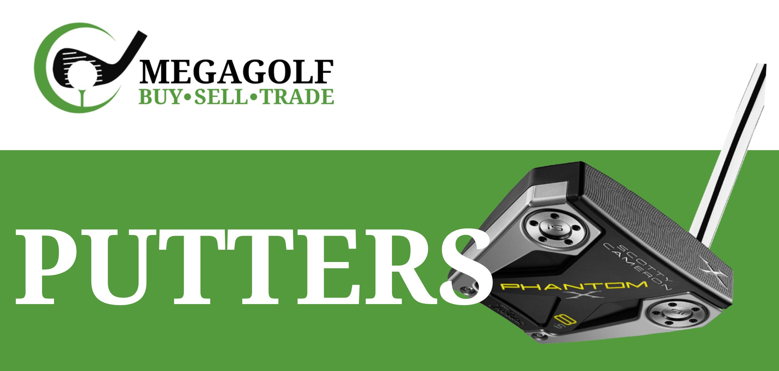 USED PUTTERS UK